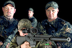 Hog Hunting Marksmen Team