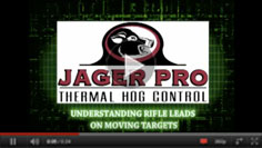 Rifle Leads on Moving Targets