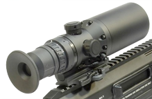 Trijicon Hunter Mark II 35mm - Rifle Mounted